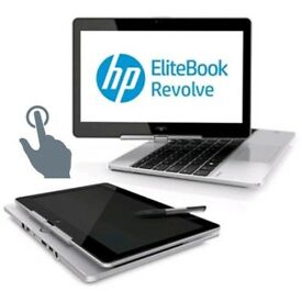 HP EliteBook 810 Revolve Laptop Microsoft Surface Tablet Computer PC