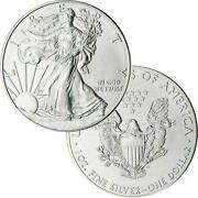 Silbermünze 1 Unze