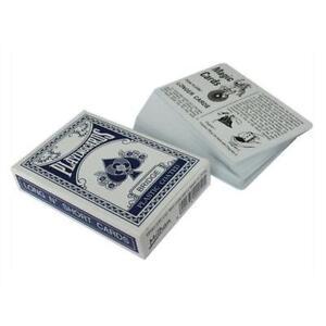 12 Decks Of Magic Trick Playing Cards - Svengali - Long N Short