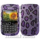 Blackberry Curve 8530 Rhinestone Case