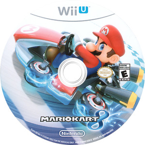 Mario Kart 8 for Nintendo Wii U for Sale or Trade