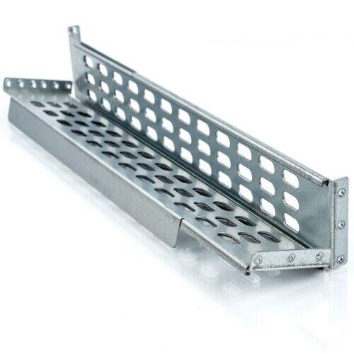 New APC 2U Universal Rack Rail Mount Kit 230.00 lb Load Capacity 0M-756H
