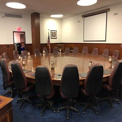 Conference Room Table And Set Smith Watson