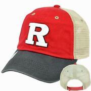 Rutgers Snapback