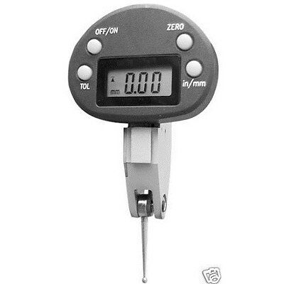 Oval Dial 0-0.02 Inch Electronic Test Indicator All New