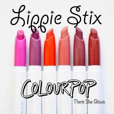 *GENUINE* Colourpop Lippie Stix - Colour Pop UK *VARIOUS SHADES* (Matte X)