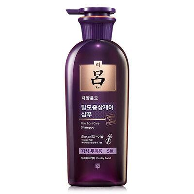 [Ryo] Ryoe Jayang Yoon Mo Hair Loss Care Shampoo 400ml For Oily Scalp K beauty