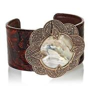 Indian Leather Bracelet