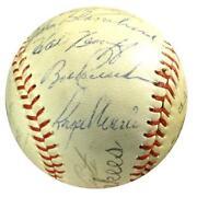 Roger Maris Autograph