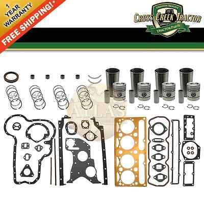 Eokmfad4203a Massey Ferguson Tractor Engine Overhaul Kit 65 165 30 40 50 302