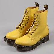 Dr Martens Boots Yellow