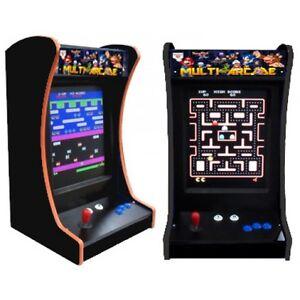 Arcade multi-jeux Upright, Cocktail, Bartop Gatineau Ottawa / Gatineau Area image 1