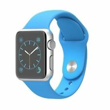 Apple Watch Sport 38mm Silver Aluminum Case with  Blue Band  Pre-ordered