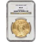 50 Peso Gold
