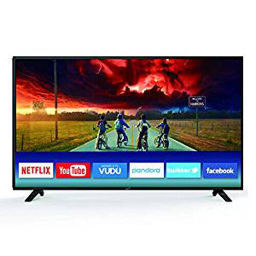 """Supersonic SC4320NTV 43"""" 1080p Led Smart TV Video Output with HDMI & USB Ports"""