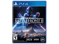 Star Wars Battlefront 2 (PS4) BRAND NEW