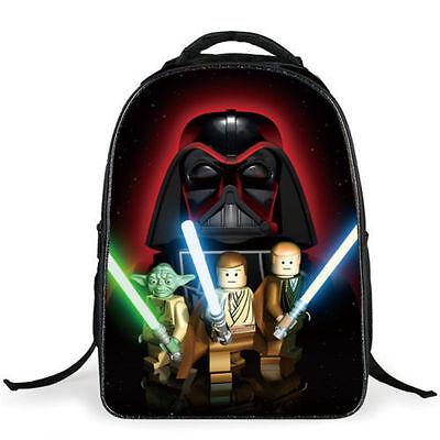Star Wars Backpack Darth Vader School Bags Shoulder Backpacks boys kids girl USA - Darth Vader Girl