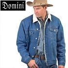Sherpa Denim Jean Jackets for Men