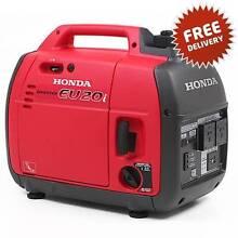 New Honda EU20i Inverter Generator - Free Delivery & Bonus Pack South Melbourne Port Phillip Preview