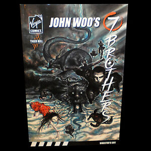 JOHN WOO'S SEVEN BROTHERS DIRECTOR'S CUT (Comic Book)