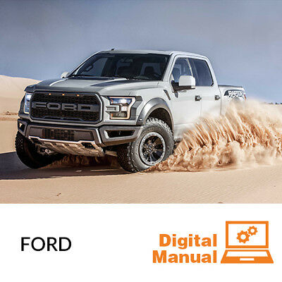 Ford Truck   Service And Repair Manual 30 Day Online Access