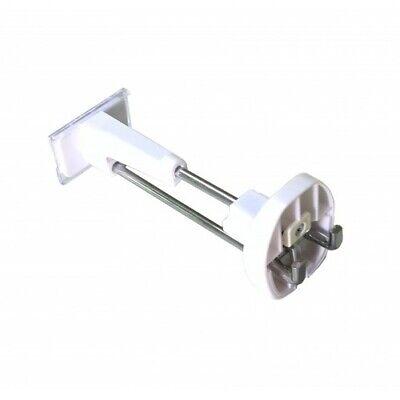 50-pc Anti-theft Security Hook Slatwall Display Lock Hook Valuable Lockable Hook