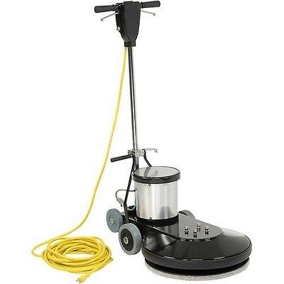 Floor Burnisher - 1.5 Hp - 1500 Rpm - 20 Deck Size - Commercial Duty Grade