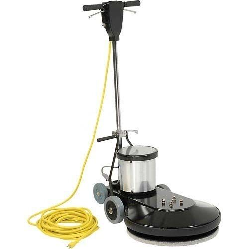 """Floor Burnisher - 1.5 HP - 1500 RPM - 20"""" Deck Size - Commercial Duty Grade"""