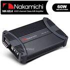 Nakamichi Less than 250W Car Audio Amplifiers