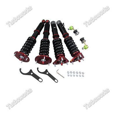 CXRacing Coilovers For Cressida Chaser 89-92 MX83 JZX81 TOYOTA C-23 w/PillowBall