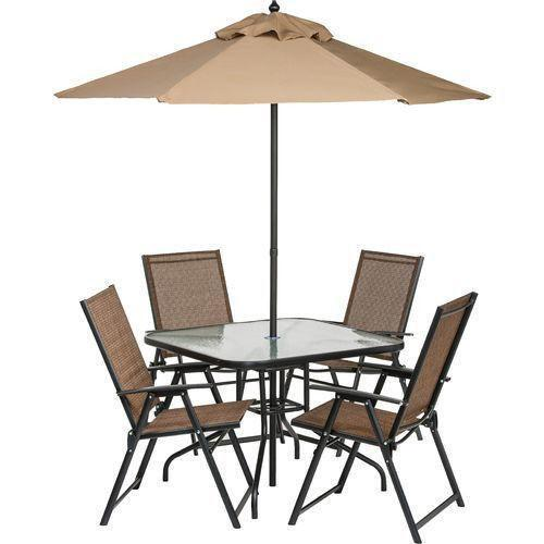 Patio Umbrella For Table: Outdoor Dining Table
