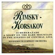 Rimsky Korsakov Scheherazade