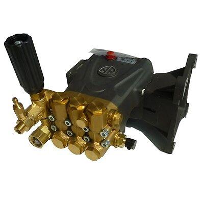 Ar Rrv4g40-pkg Pressure Washer Pump With Bolt-on Unloader Chemical Injector