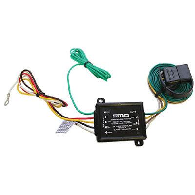 Standard Trailer Light Converter (Standard Duty 5 Wire to 4 Wire System Boat Trailer Light Converter )