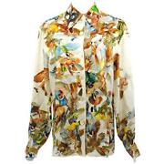 Hermes Silk Shirt