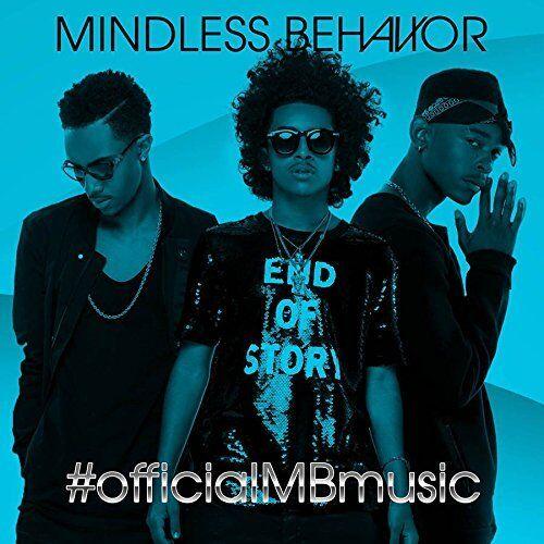 MINDLESS BEHAVIOR - #Officialmbmusic (CD) sealed