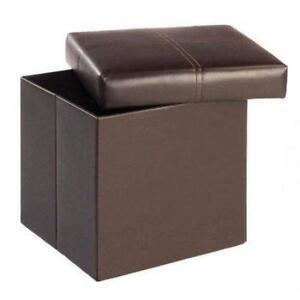 Small Storage Footstools