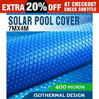 Solar Heating In-Ground Pool Covers & Rollers