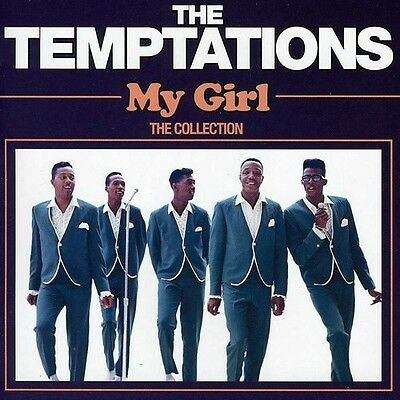 - The Temptations - My Girl: Collection [New CD]