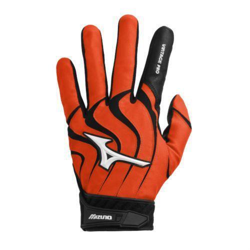 Nike Batting Gloves Orange: Orange Baseball Batting Gloves