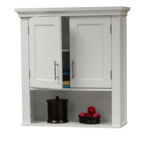 Bathroom wall cabinet ebay for In wall bathroom storage