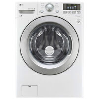 Laveuse frontale LG / LG Front Load Washer