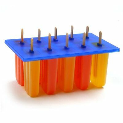 Ice Pop Maker Popsicle Mold Cream Mould ...