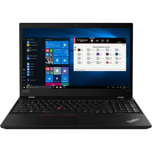 "Lenovo ThinkPad P53s 15.6"" Laptop i7-8665U 16GB 256GB SSD W1"
