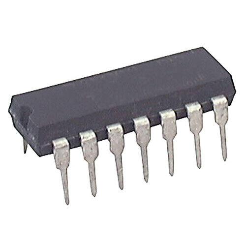 HA17324 Hitachi Quad Op. Amplifier,