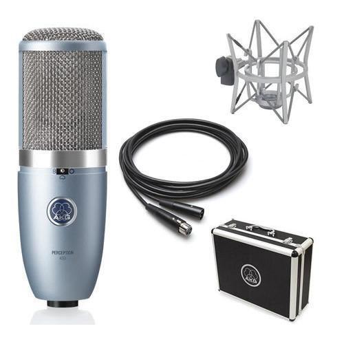 akg perception 420 microphones ebay. Black Bedroom Furniture Sets. Home Design Ideas