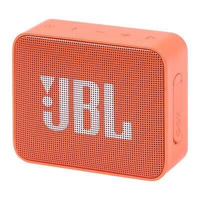 Soltekonline Jbl Go 2 Portable Waterproof Wireless Bluetooth Speaker All Colors