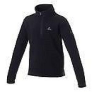 Boys-Dare2b-Nipper-Black-Half-Zip-Micro-Fleece