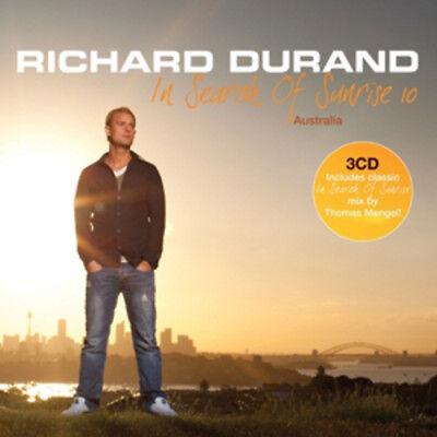 Various Artists : In Search of Sunrise: Australia - Volume 10 CD 3 discs (2012)