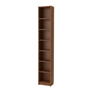 Bookcase / Shelving unit - Perfect condition - brown ash veneer